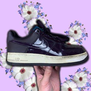 Ruby Rose x Nike Air Force 1 'Port Wine' Size: US5